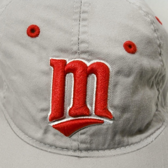 the latest c58c7 8a6bd ... discount m minnesota twins dairy queen dq baseball hat 6c960 e5200
